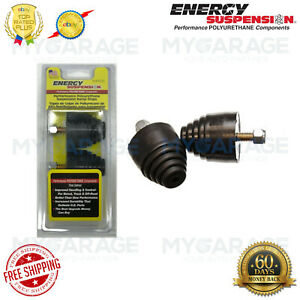 Energy Suspension 9 9101g Black Universal All Purpose Bump Stop Pack Of 2
