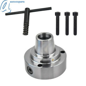 New High Quality 5 5c Collet Chuck Closer Lathe Plain Back Use 5c Collet