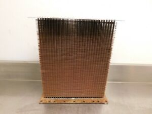 John Deere Unstyled B Tractor Reproduction Radiator Core Ab354r 14145