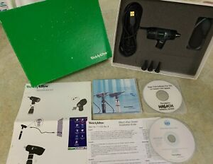 Welch Allyn 23920 Digital Macroview Otoscope Head Only Cable And Specula