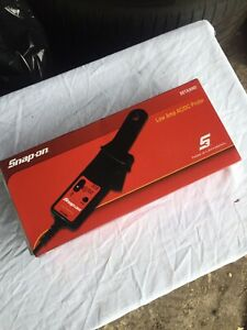 Snapon Amp Clamp Ac Dc Probe Brand New Eeta308d