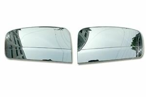 Chrome mirror Cover Mording For kia Sorento 2002 2005