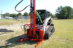 New Water Well Geothermal Drilling Rig Pump Borehole Drill Equipment Diy Tool