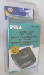 Pilot 89749 Napa Electric Trailer Brake Control New In Package
