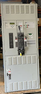 Asco 3000 Amp Automatic Transfer 7000 Series Transfer Bypass Switch