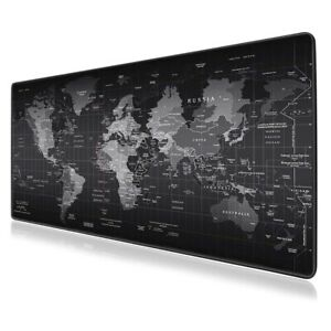 Extended Large High performance Anti fray Gaming Mouse Pad Computer Keyboard Mat