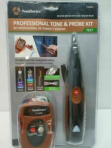 Southwire T100pk Professional Tone And Probe Kit Cable Tracer
