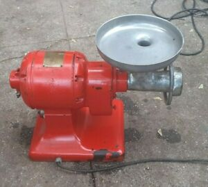 Vintage Hobart Model 622 Meat Grinder