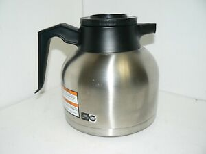 Excellent Condition Euc Bunn Thermal Coffee Carafe 40163 0000 1 9l 64oz 12cups