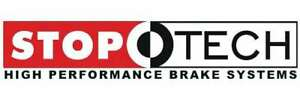 Stoptech For St60 Caliper Sr34 Compound Race Brake Pads 334 8011 18 0