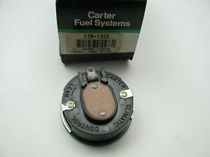 Carter 170 1322 Carburetor Choke Thermostat Performance 800 Cfm Thermo Quad