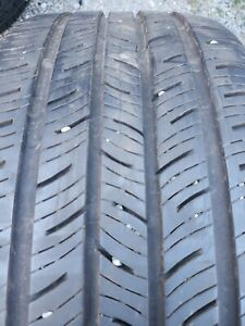 Used 235 40r18 Continental Contiprocontact 95h 8 32