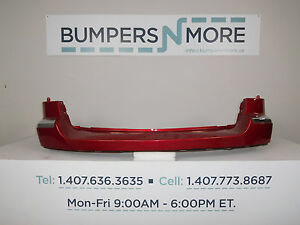 Oem 2004 2005 2006 2007 Chrysler Pacifica Base Touring Limited Rear Bumper