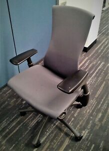 Herman Miller Embody Chair In Excellent Pre Owned Condition 2017