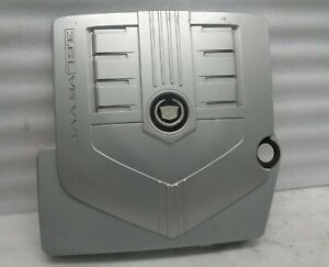 Dk902254 03 07 Cadillac Cts 3 6l Engine Motor Cover 12583732 Oem