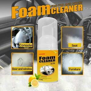 150ml Multi Purpose Car House Foam Cleaner Cleaning Interior Cleaning Foam X1