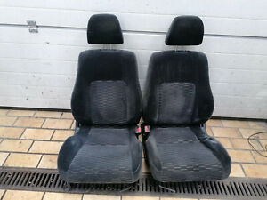 Rare Front Seats Both Seat Complete Honda Prelude Bb6 Bb8 Bb9 96 02