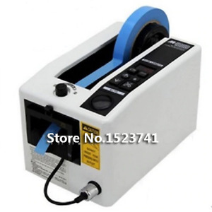 Automatic Electric Adhesive Tape Dispenser Cutter Cutting Machine 110v M 1000