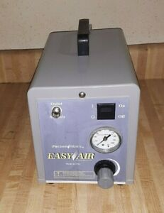 Precision Medical easy Air Compressor Pm15 used
