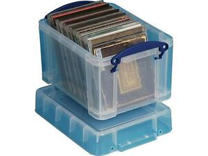 Really Useful Box 3 Liter Snap Lid Storage Bin 3c