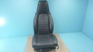 Porsche 944 911 968 Front Right Seat Black Assembly