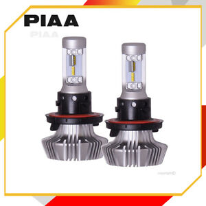 Piaa 26 17397 9007 Platinum Bulb Replacement Twin 25w 6000k 4000lm Twin Pack