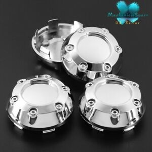 4 Pcs 68mm Top Quality Universal Abs Car Wheel Center Caps Dust Proof Cover Car