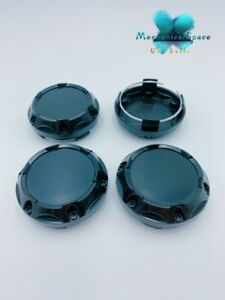4 Pcs 64mm Top Quality Universal Abs Car Wheel Center Caps Dust proof Cover Car