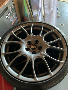 19 Bbs Ck Wheels And Tires