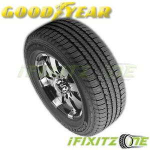 1 Goodyear Fortera Hl P245 65r17 105t All Season Cuv Suv Tires 60k Mile Warranty