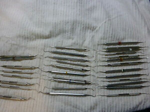 Dental Instrument Tools Lot Of 31 Assorted Hu Friedy Scalers Used