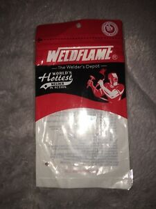 Weldflame 2 X 4 25 Clear Magnifying Welding Lens 2 25