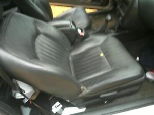Passenger Front Seat Bucket Leather Manual Fits 00 05 Monte Carlo 2205975
