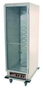Toastmaster Insulated Heater Proofer Cabinet Mobile 34 Full Size Pans
