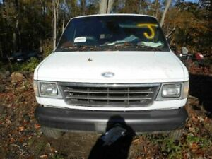 Front Bumper Painted Fits 92 96 Ford E150 Van 1587798