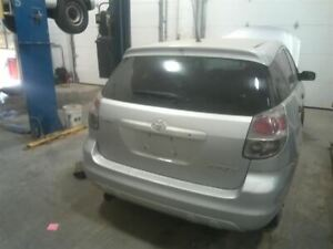 Trunk Hatch Tailgate Heated With Wiper Without Spoiler Fits 03 08 Matrix 2275486