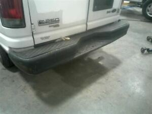Rear Bumper With Step Bumper Painted Fits 94 14 Ford E150 Van 2275823