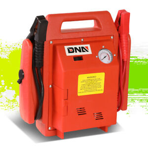 12v 900a Portable Emergency Rechargeable Car Battery Jump Starter Power Pack