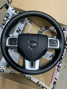 2011 2014 Dodge Charger R t Challenger Heated Steering Wheel W Paddle Shifters