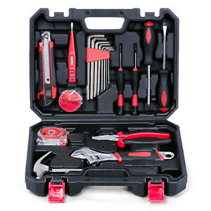20pc Electrician s Screwdriver Wrench Hand Tool Kit Home Commercial Electric Set