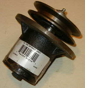 Countyline Tractor Supply King Kutter Finish Mower Spindle Unit Cl075