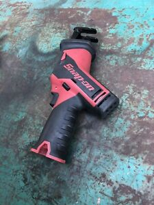 Snap on Ctrs761 Lithium Ion 14 4volt Reciprocating Saw Tool Only light Used