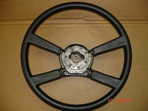 Steering Wheel 1988 1989 1990 1991 Gm Gmc Chevy Truck C K 17985463