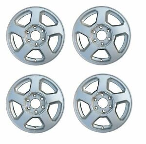 4 Qty 16 2002 2003 2004 2005 2006 Chevrolet Trailblazer Alloy Wheel Rim 5140