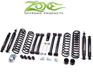 Zone Offroad J16n 4 Full Suspension Lift Kit 1993 1998 Jeep Grand Cherokee Zj