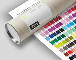 New 2020 2 126 Coated Pantone Colors For Process Printing And Web Design