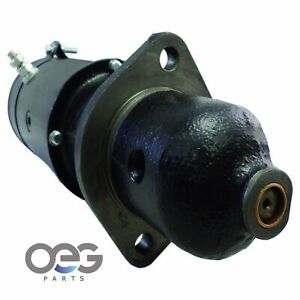 New Starter For Massey Ferguson Tractor To 20 48 51 To 30 51 54 181 541 M91