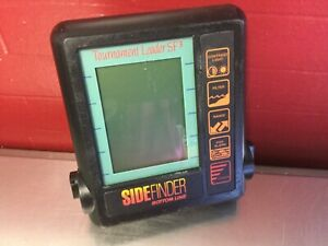 Bottom Line Tournament Leader Side Finder SF3 No Power Cord UNTESTED PARTS