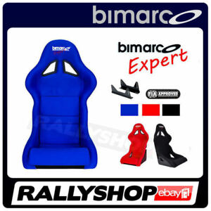 Bimarco Seat Fia Racing Expert Blue Rally Race Fixing Brakets Cheap Delivery