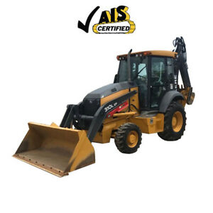 John Deere 310lep Backhoe Ais Certified Reconditioned 351 Hours